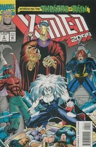 X-Men 2099 #4 VF/NM; Marvel   save on shipping - details inside