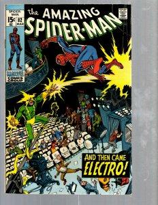 Amazing Spider-Man # 82 VF/NM Marvel Comic Book MJ Vulture Goblin Scorpion TJ1