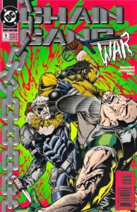 Chain Gang War #5, NM (Stock photo)