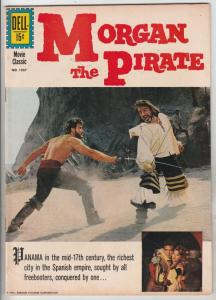 Four Color #1227 (Sep-61) VF+ High-Grade Morgan The Pirate