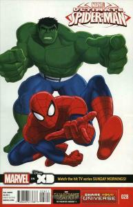 Marvel Universe Ultimate Spider-Man #28 FN; Marvel | save on shipping - details
