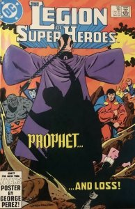 DC Comics!  The Legion of Super-Heroes #309! Great Looking Book!