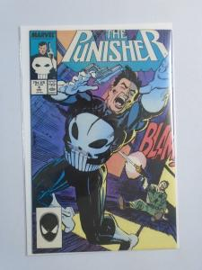 Punisher #4 - 2nd Second Series - Direct - 8.0 - 1987