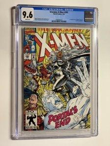 uncanny X-Men 285 Marvel 1992 CGC 9.6 WP