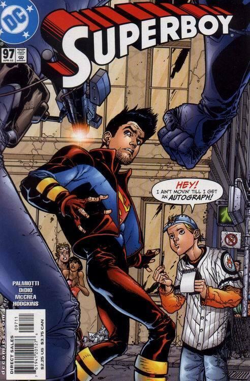 SUPERBOY (1993 DC) #97 NM- A95191