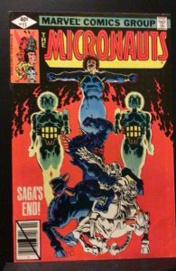 Micronauts #11 (1979)