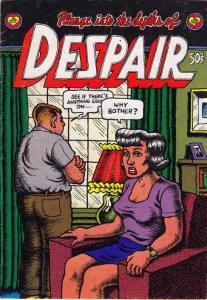 Despair #1 (Jan-69) FN/VF+ High-Grade The Lighter-Then-Air Boys, Edgar and Ma...