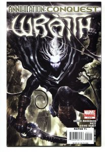 Annihilation: Conquest Wraith #2 1st appearance Exolon Marvel 2007