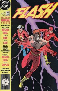 Flash (2nd Series) Annual #3 VF/NM; DC | save on shipping - details inside