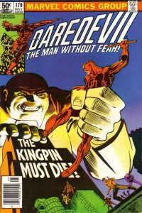 Daredevil (1964 series) #170, VF (Stock photo)
