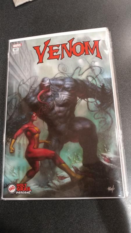Venom #161 Parrillo Holy Grail VARIANT