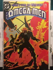 The Omega Men #6
