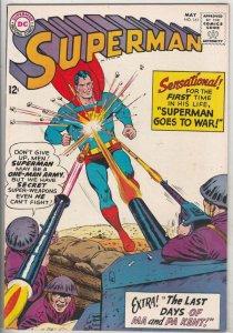 Superman #161 (May-63) NM High-Grade Superman, Jimmy Olsen,Lois Lane, Lana La...