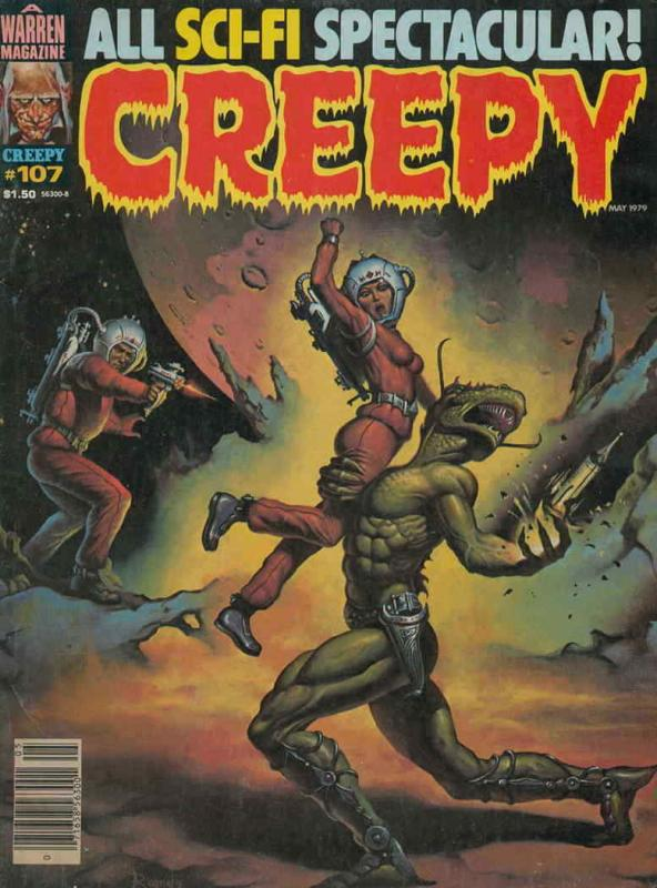 Creepy (Magazine) #107 VF; Warren | save on shipping - details inside