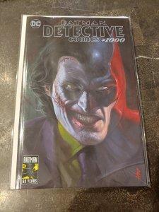 DETECTIVE COMICS #1000 RICCARDO FEDERICI COMICXPOSURE VARIANT EXCLUSIVE