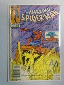 Amazing Spider-Man #267 Newsstand edition 4.0 VG (1985 1st Series)