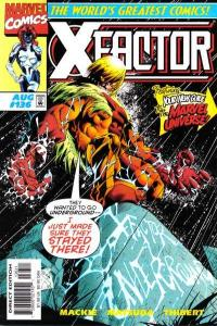 X-Factor (1986 series) #136, NM- (Stock photo)