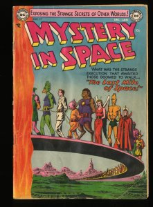 Mystery In Space #17