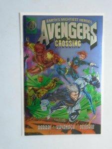 Avengers The Crossing #1, VF (1995)
