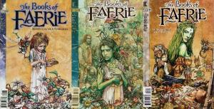 BOOKS OF FAERIE (1997 VERTIGO) 1-3  COMPLETE!