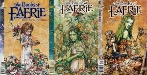 BOOKS OF FAERIE (1997 VERTIGO) 1-3  COMPLETE!