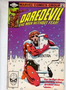 Daredevil #182 (May-82) NM- High-Grade Daredevil