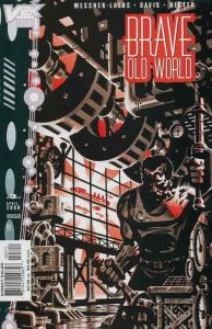 Brave Old World #3 VF/NM; DC/Vertigo | save on shipping - details inside
