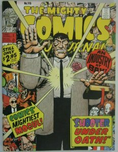 The Mighty Comics #115 - 8.0 VF (1987)