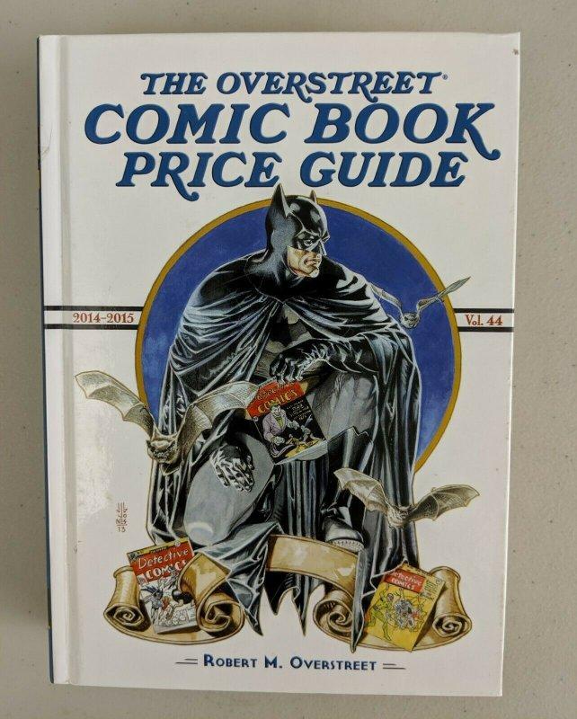 Overstreet Comic Book Price Guide: 2014-2015 Hardcover Gemstone Publishing