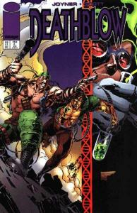 Deathblow (1993 series) #22, NM- (Stock photo)