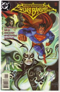 Superman / Silver Banshee   #1 of 2 VF/NM