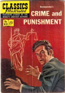 Classics Illustrated #89 (Nov-51) VG+ Affordable-Grade
