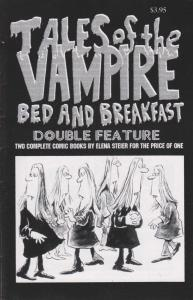 Tales Of The Vampire Bed And Breakfast Double Feature #1 FN; Crazy Mama | save o