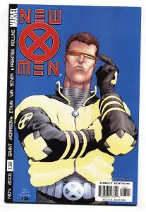 X-MEN #118 1st appearance of Esme Cuckoo comic book 2001