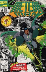 Meteor Man #1 VG; Marvel | low grade comic - save on shipping - details inside