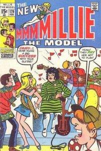 Millie the Model #179, Fine+ (Stock photo)