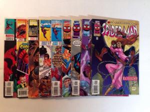Spectacular Spider-man 241 243 246 247 248 249 261 262 Flashback Near Mint Lot