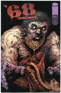 '68 HOMEFRONT #1 B, NM,1st Print, Zombie, Walking Dead,2014,more Horror in s