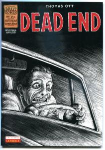 DEAD END #1, VF/NM, Brut Comix, Thomas Ott, 1997, more Indies in store