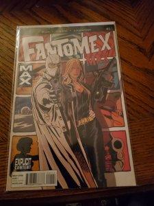 Fantomex MAX (JP) #1 (2014)