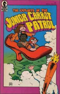 Junior Carrot Patrol #1 FN; Dark Horse | save on shipping - details inside