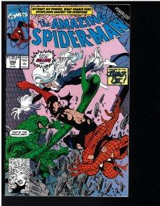 Amazing Spider-Man #342 (Marvel, 1990)