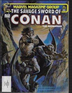 Savage Sword of Conan #83 (Marvel, 1983)