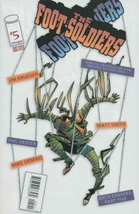 Foot Soldiers (Vol. 2) #5 FN; Image | save on shipping - details inside