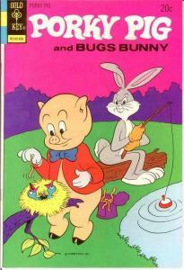 PORKY PIG (1965-1984 GK) 54 VF-NM   June 1974 COMICS BOOK