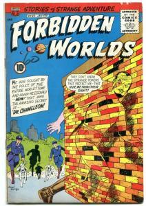 Forbidden Worlds #93 1960- Ogden Whitney- ACG Silver Age VG+