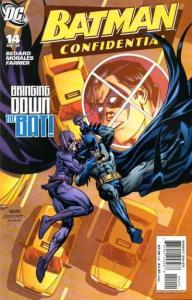 Batman Confidential #14, NM + (Stock photo)