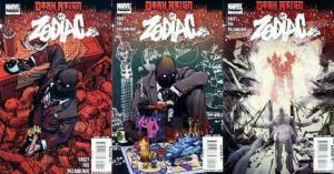 ZODIAC DARK REIGN (2009) 1-3  'Dark Reign' tie-in