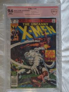 X-Men #140 - CBCS 9.6 - Alpha Flight Disbands - Signed Jones