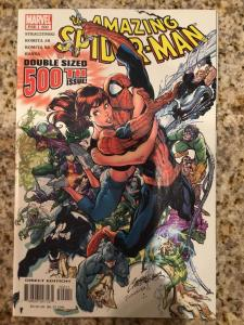Marvel Amazing Spider-Man 500